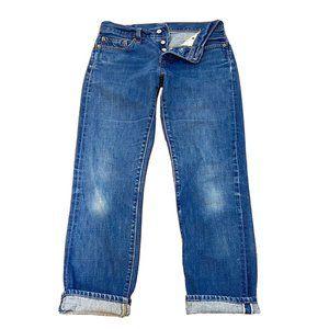 Levi's VTG 501 Selvedge Red Line Straight Jeans